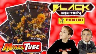 Opening Desafío Champions Sendokai BLACK Edition de Panini