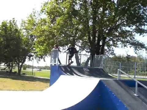 Glenpool skatepark