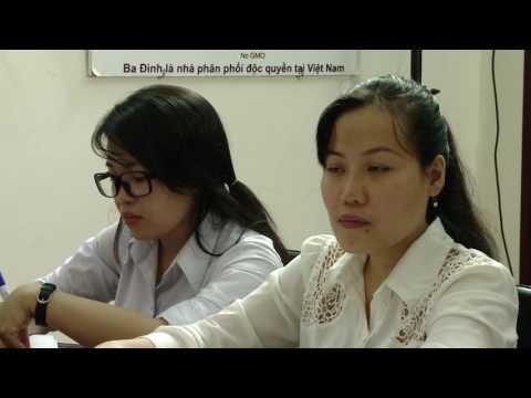 Video của Công ty TNHH Công nghệ phẩm Ba Đình 1
