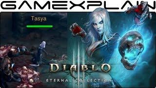 1 Hour of Diablo 3 Gameplay - Nintendo Switch