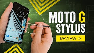 Motorola Moto G Stylus Review: Can A Pen Save The Budget Phone?