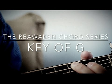 Key of G Chords (Guitar Tutorial)