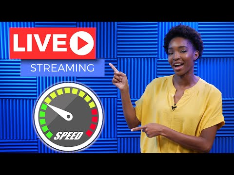 How Fast Should Your Internet Connection Be for Live Streaming? | Tech Tip Tuesdays