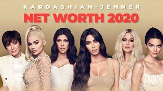 SHOCKING! Kardashian Jenner Net Worth 2020