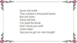 Gary Numan - The 1930's Rust Lyrics
