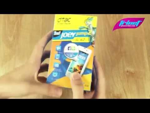 แกะกล่อง dtac TriNet Phone Joey Jump 2 รุ่น 4.0
