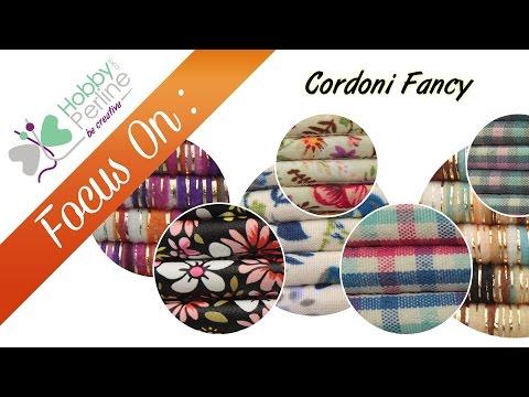 Cordoni Fancy | FOCUS ON - HobbyPerline.com