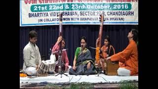 39th Annual Sangeet Sammelan Day 3 Vedio Clip 4