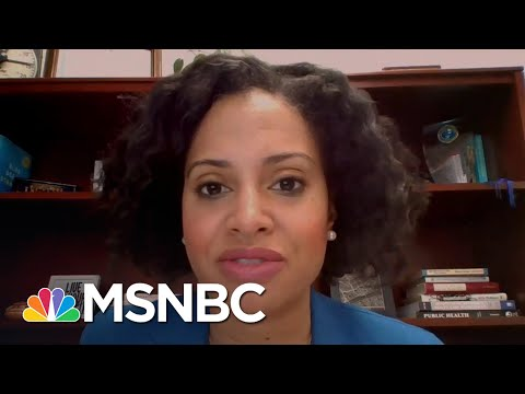 How Are Officials Ensuring Equity In Vaccine Distribution? | The ReidOut | MSNBC