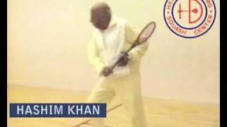 Squash Hashim Khan Training Hernan Dubourg