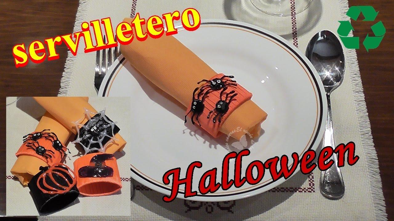 Servilletero Halloween, Día de los muertos