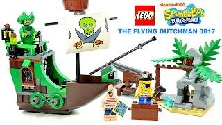 LEGO® Pirate SpongeBob Squarepants 3817 The Flying Dutchman w/ Pirate Patrick