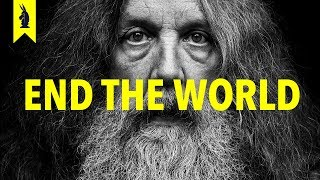 The Author Who Tried to END The World (Watchmen / Alan Moore) – Wisecrack Edition