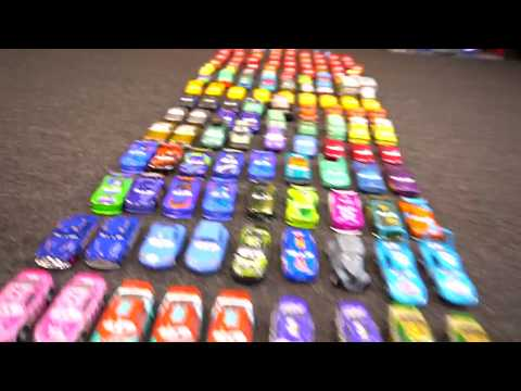 Disney Pixar Cars 3 Collection Look At These Toy Car Diecasts!