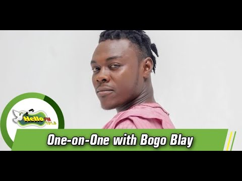 Hello Entertainment Review: UpClose With Bogo Blay (2018 Vodafone Icon Winner)