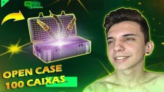 CRITICAL OPS - OPEN CASE 100 CAIXAS EM LIVE