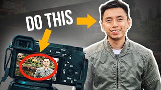 How To Be More Comfortable On Camera - 7 EASY STEPS To Be More Confident On Camera