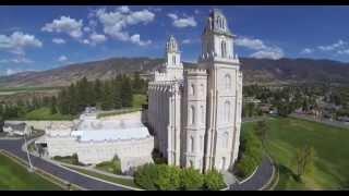 Lia Domo ~ Mormonaj Temploj en Utaho