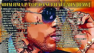 BRAND NEW DJ GAT MHM HM UP TOP DANCEHALL MIX FT VYBZ KARTEL/ALKALINE/LANZ