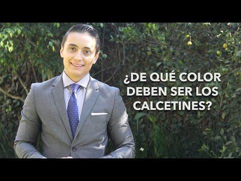 ¿De qué color deben ser los calcetines? | Humberto Gutiérrez