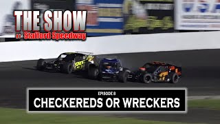The Show @ SMS: S1E8 – Checkereds or Wreckers