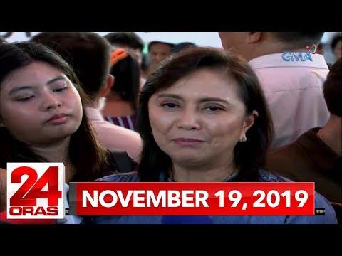 24 Oras Express: November 19, 2019 [HD]