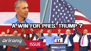 [The Point : World Affairs] Midterm Elections a Win for Pres. Trump?