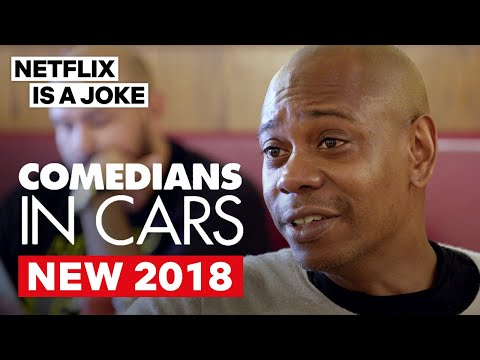 Comedians In Cars Getting Coffee: New 2018: Freshly Brewed | Official Trailer [HD] | Netflix Mp3