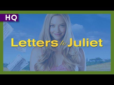 Video trailer för Letters to Juliet (2010) Trailer