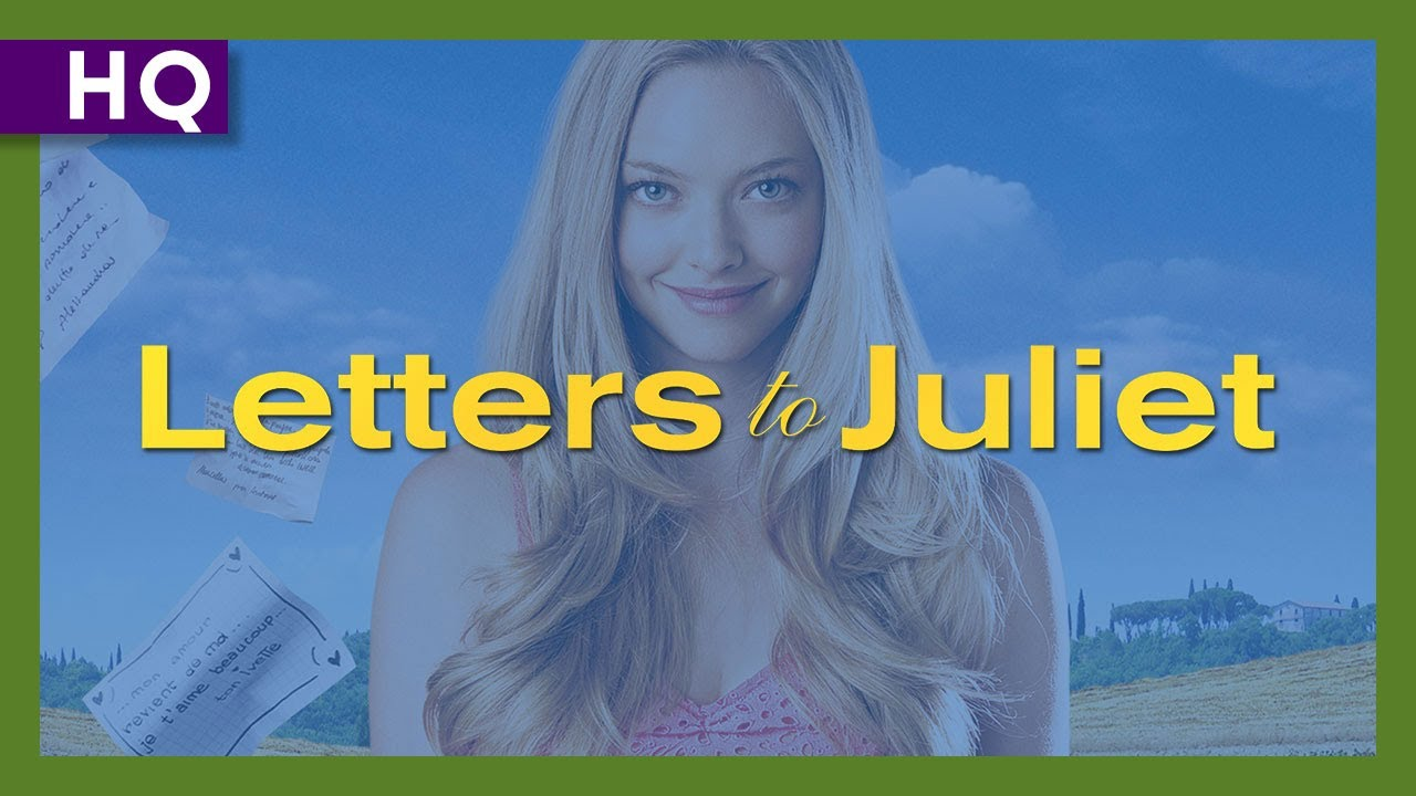 Trailer för Letters to Juliet