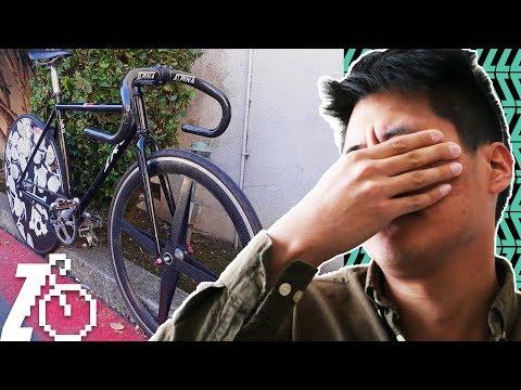 Tarck Bike Showdown | Fixie Points Ep. 5 🔥🚲🔥