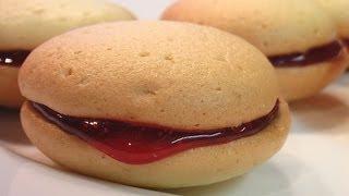 Печенье бисквитное видео рецепт. Книга о вкусной и здоровой пище