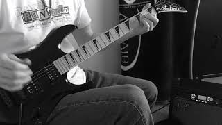 """""""Free"""" by Stryper (Full Guitar Cover)"""