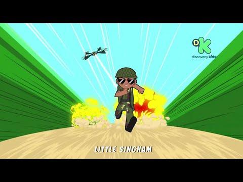 New Music Video   Little Singham Desh ka Sipaahi Mission Azaadi   15th August 11.30 AM