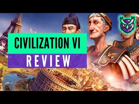 Civilization VI (6) Nintendo Switch Review (STILL COMPELLING IN 2018?) video thumbnail