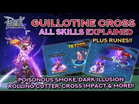 Download Ragnarok Guillotine Cross Showing Assassin