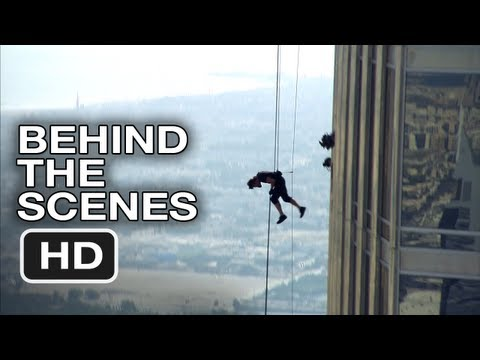 Mission Impossible: Ghost Protocol BEHIND THE SCENES - Burj Khalifa Climb (2011) HD