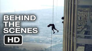 MISSION IMPOSSIBLE: GHOST PROTOCOL | BEHIND THE SCENES - Burj Khalifa Climb