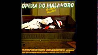 10 - Folhetim - Ópera Do Malandro  - Chico Buarque