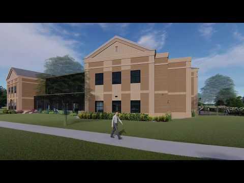New Dublin Elementary School Renderings