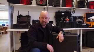 Kofferlösungen für Drohnen: DJI Phantom 4 RTK