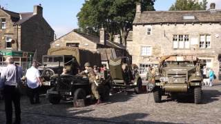 Echo 42 at Grassington 1940s Weekend