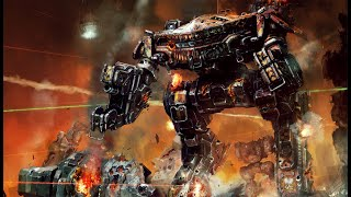 Picture of a game: Mechwarrior