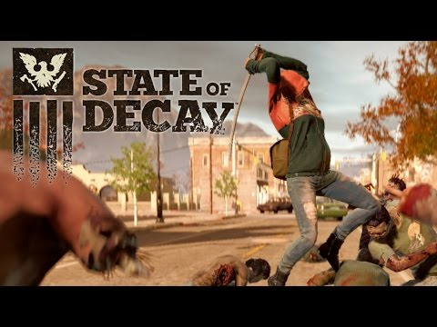 Gameplay de State of Decay: Year-One Survival Edition