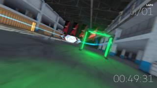 [DRL Simulator] The 2016 Drone racing league Championship, 27 grade