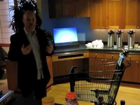Kinect-Powered, Automated Shopping Trolleys