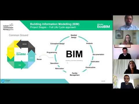IE Day Session: Circular BIM/LCA
