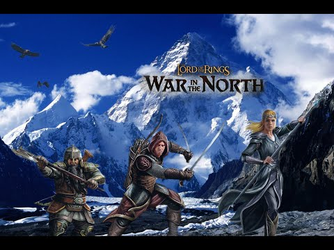 DOWNLOAD: (4k 60fps) Lord of the Rings: War in the North