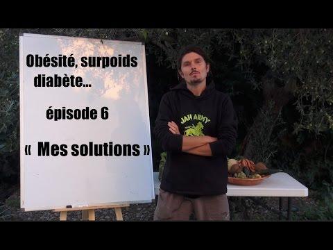 10 alimentation dans le diabète