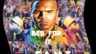 Beg For It-Chris Brown